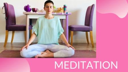 21- Meditation during menopause