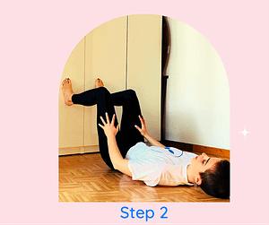 grounding exercise gentle yoga