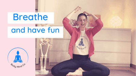 3- Free your breathing with this funny exercise!