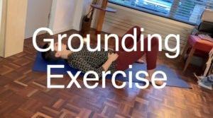 Yoga #15 : Grounding exercise