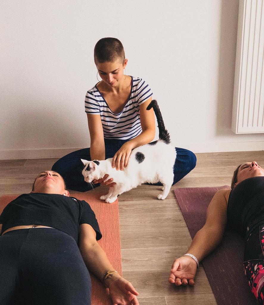 Relaxation-Hatha-Yoga