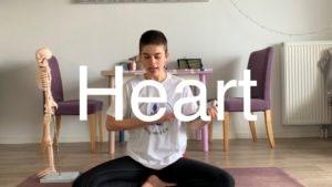 Yoga #17 : Heart and breath
