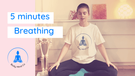 1- Simple breathing exercise to free your body in less than 5 minutes!