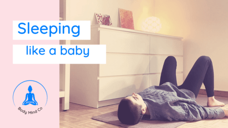 2- Breathing exercise to free your tensions and be ready to sleep like a baby