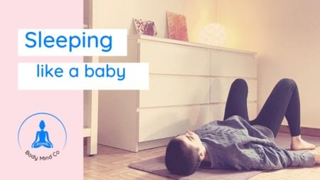 2- Exercice de respiration pour libérer vos tensions et dormir comme un bébé