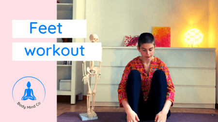 6- Your brand new feet workout!